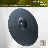 harga Roland CY-8 / CY8 / CY 8 , V Cymbal 12 Inch 2 Zone utk Drum Elektrik Tokopedia.com