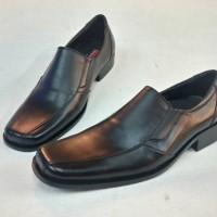 Sepatu Kulit Pierre Cardin Pantofel D-061 size 44