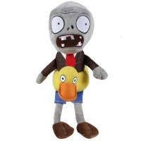 Boneka Plants vs Zombies Ducky Tube Zombie