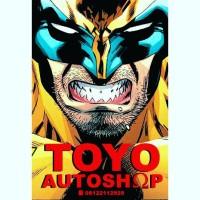 TOYO AUTO SHOP VAPORIZER PART & ACCESORIES WA 08122112929