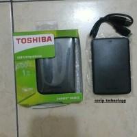 Jual Toshiba Enclosure Casing Hardisk External/HDD Case 2.5