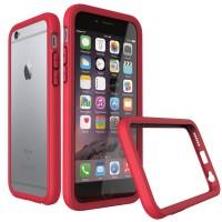 harga RHINO SHIELD CRASH GUARD BUMPER (RED) - IPHONE 6S/6 Tokopedia.com