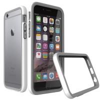 harga RHINO SHIELD CRASH GUARD BUMPER (WHITE) - IPHONE 6S/6 Tokopedia.com