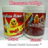 harga MPI HF ( Australian Haver) pakan lolohan burung pemakan bijian Tokopedia.com