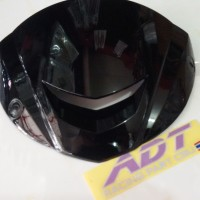 whindshield visor 125zr