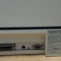 Printer Passbook IBM 9068 A03 Bekas Berkualitas Siap Pakai Bergaransi