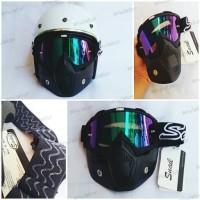 harga Kacamata Gogglemask Snail goggle masker helm, antmask beon shark osbe Tokopedia.com