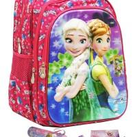 harga Tas Ransel SD My little Pony 5d Timbul 3 Kantung + Alat Tulis - Pink Tokopedia.com