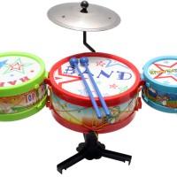 Jual Mainan Anak Drum Band Ukuran Mini Murah
