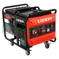 Genset / Generator Set Bensin Loncin Lc12800-1 3phase (10000 Watt)