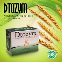 [ Box besar isi 15 sachet ] DTOZYM ORIGINAL HWI - DTOZI Limited