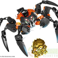 Lego 70790 Bionicle ( Lord of skull spiders ) ORI LEGO