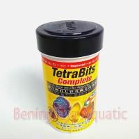 Tetra Bits Complete Ukuran 33 Gr : Fish Food