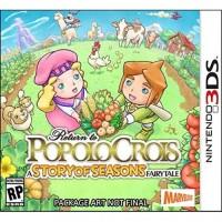 Kaset Game Cartridge Nintendo 3DS POPOLOCROIS STORY SEASONS FAIRYTALE