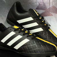 Sepatu Futsal Adidas Adipure 11Pro SL Hitam Kuning