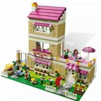Block Lego Bela 10164 - Olivia's House 695 pcs