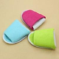 Folding Travel Slippers Men's Small Size / Sandal Lipat