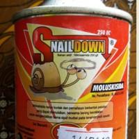 Sanildown 250 EC : Moluskisida Pembasmi Hama Keong Sawah, Gondang