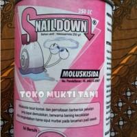 Snaildown 250 EC : Moluskisida Pembasmi Hama Keong Sawah