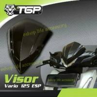 Aksesoris Visor Vario 150 / 125 yg Lamu LED/ Variasi Headlamp TGP