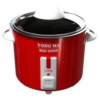 Mini Rice Cooker Penanak | Pemasak Nasi Serbaguna Yong Ma MC-300 Murah