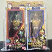 Bandai Rider Hero Series Kamen Rider Blade & Garren