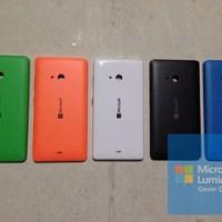 harga Back Cover / Case Microsoft Lumia 540 White Tokopedia.com