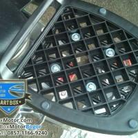 Baseplate box / bagasi motor kmi