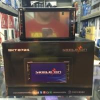 harga Tv Mobil/double Din Merk Skeleton Skt-8189 Free Antena Tv Tokopedia.com