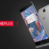 OnePlus 3 | 64GB RAM 6GB | NEW-SEGEL-INTER ( One Plus Three / 1+3 )
