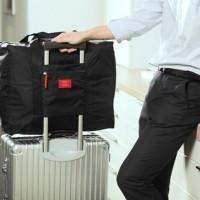 Jual FOLDABLE TRAVEL BAG /HAND CARRY TAS LIPAT / KOPER LUGGAGE ORGANIZER Murah