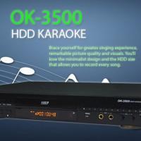 Karaoke Player Geisler OK 3500 / OK3500 / OK-3500 DVD Player