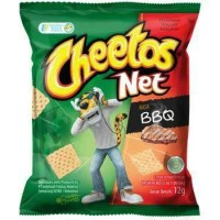 Cheetos Net Rasa BBQ