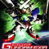 SD BB 313 Gundam Exia