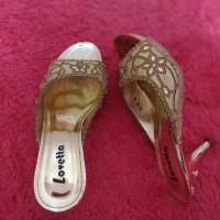 Sandal Kebaya # Heels Import # Heels Murah # Sandal Pesta