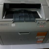 Printer HP Laserjet 1020 second Toner 12A / Laserjet 1020 Bekas Ready