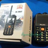 harga Handphone HT ALdo AL-007 Aldo AL007 Termurah | Bisa jadi Power Bank Tokopedia.com
