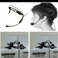 mic headset shure WH30 TQG 3pin