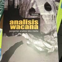 Analisis Wacana - Eriyanto