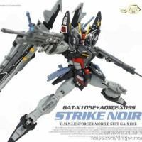 Gundam Strike Noir MG 1/100 Dragon Momoko (New Item)