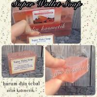 Sabun Walet Oren / Walet Super Soap / Wallet Soap Orange