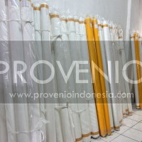 Kain Screen Mesh Sablon Nectex T90 230 LPI Kuning Yellow
