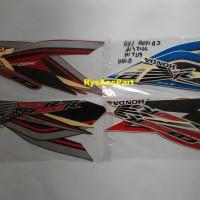 Striping Stripping Stiker Bodi Honda CB150R 2013-2016