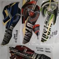 Striping Stripping Stiker Bodi Yamaha Byson 2012-2015