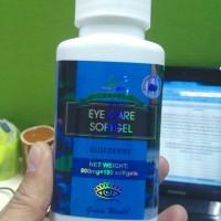 Jual Eye care Softgel Gel Green World/ Obat mata minus/ plus/ katarak/ Murah