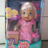 harga Baby Alive Doll / Boneka Baby Alive New Teeth Tokopedia.com