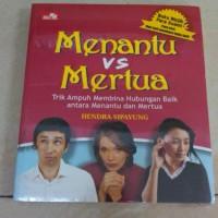 Menantu vs Mertua - Hendra Halomoan Sipayung