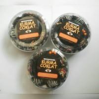 harga Kurma Coklat Isi Kacang Mede - Keju - Selai Tokopedia.com