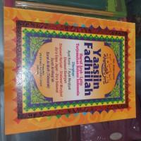 Buku Yasin Fadhilah