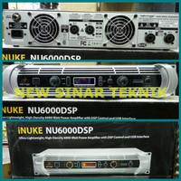 Behringer iNuke NU6000DSP Power Amplifier 6000 Watt dengan DSP